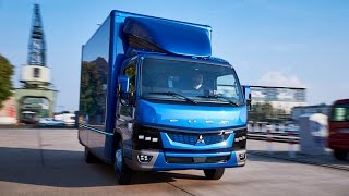 FUSO eCanter | World Premiere