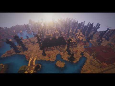 [Cinematic] Fan Art Zone Dragon Cochons & Presqu'île des Dragoeufs. Dofus dans Minecraft