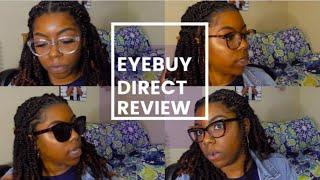 Affordable Online Prescription Glasses?! (Try-On) EYEBUYDIRECT