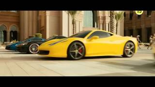 fast and furious 7 abu dhabi entry