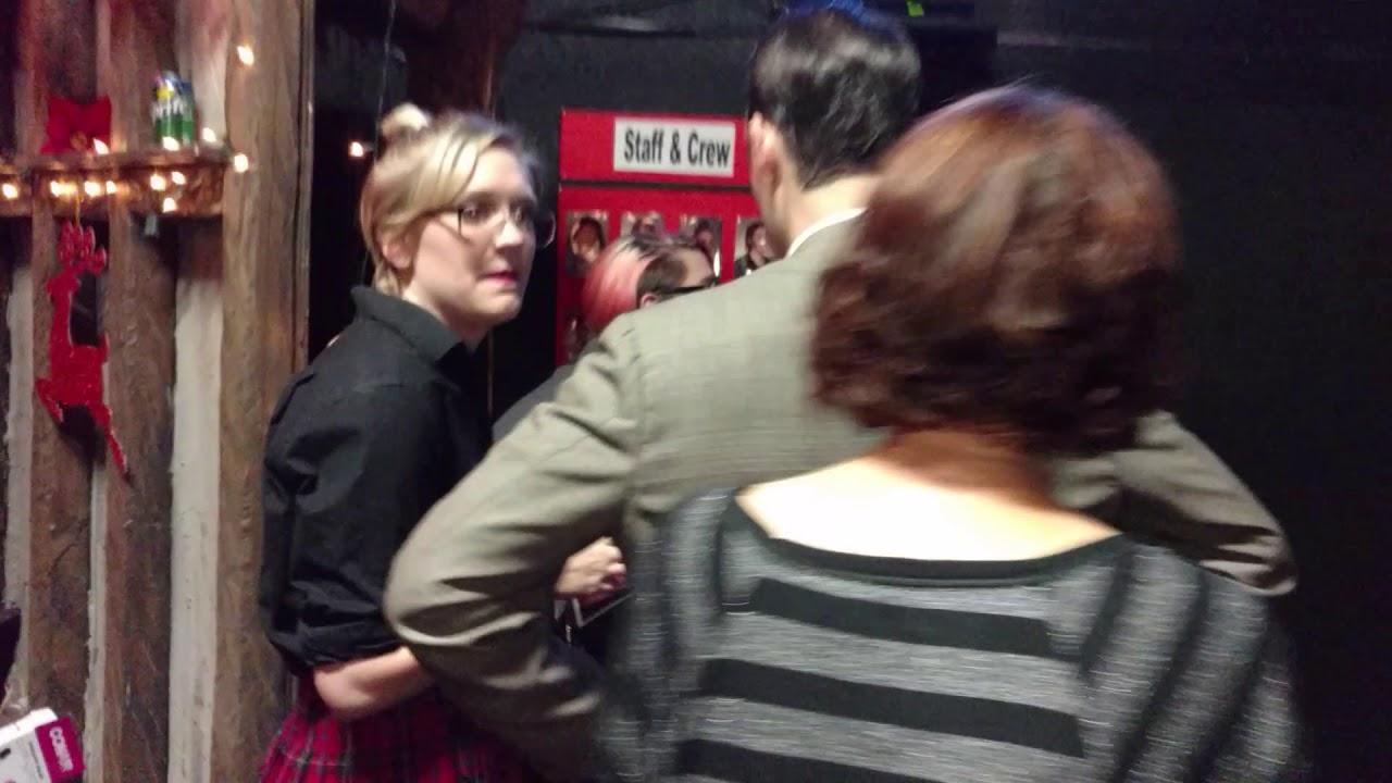 She Loves Me Cast Meet And Greet 2 Showbiz Theatre Company Youtube