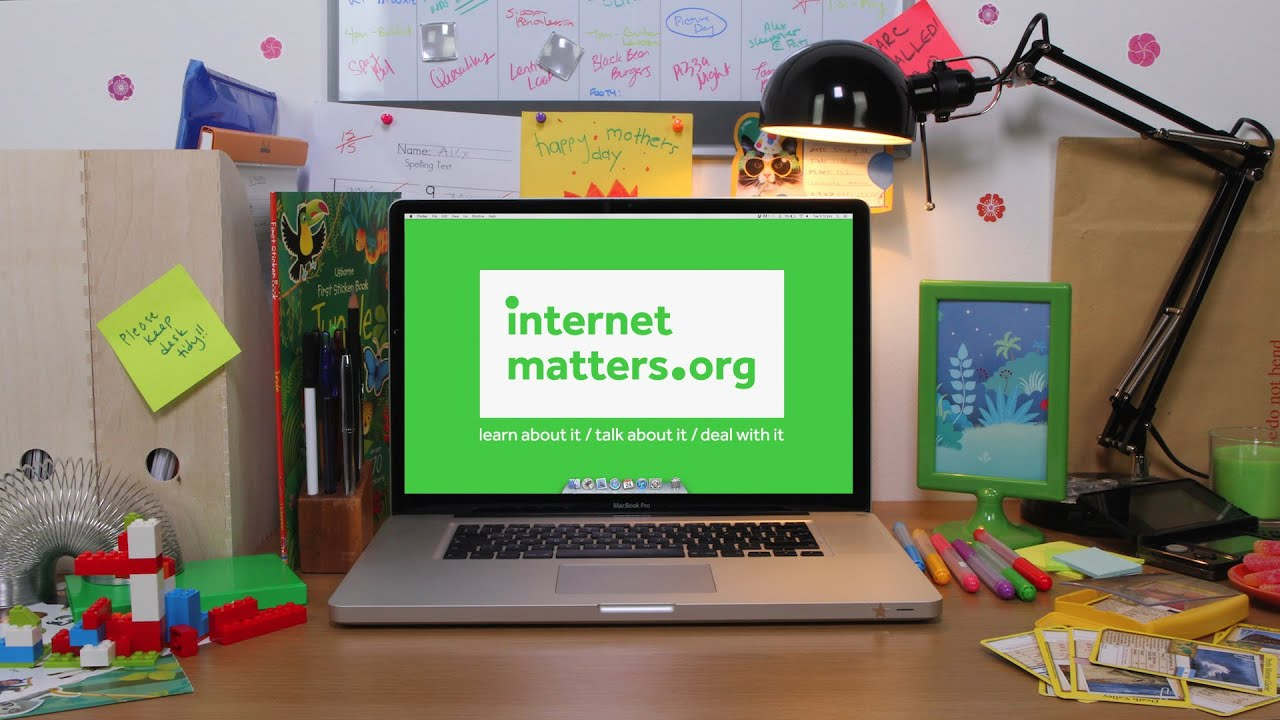 E-Safety Tips for Parents: 6-10