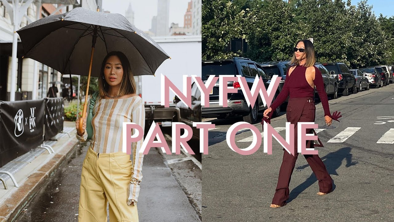 Download NYFW Vlog Part 1: Hotel Room Tour, Peter Do, and Phillip Lim   Fashion Week Vlogs   Aimee Song