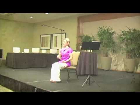Happy Yoga live at The Art of Life Mastery Event i...