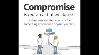 A word ABOUT WORDS: COMPROMISE