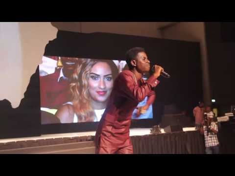 KENNY BLACK AMAZING PERFORMANCE @ 'SHALANGA' (Nigerian Entertainment)