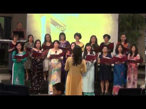 """Biệt Thánh Ca """"MẸ"""" do ban phụ nữ Hội Thánh Tin Lành Greenfield trình bày [May 12, 2013]"""