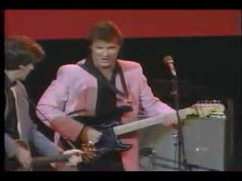 Rick Nelson Hello, Mary Lou 1985