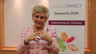 Dementia 2020 Conference - Angela Rippon Interview
