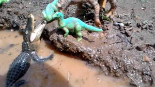 Prehistoric island S1: Episode 1
