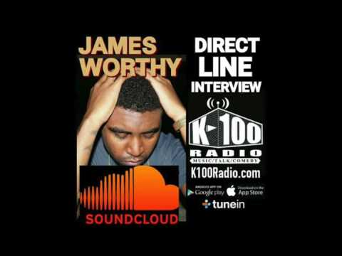 K- 100 Direct Line Interview with Grammy Nominated Producer James Worthy