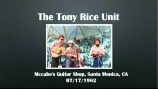 【CGUBA037】The Tony Rice Unit  07/17/1982