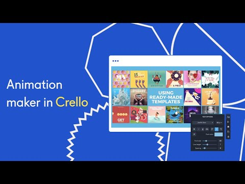 Crello Animation Maker