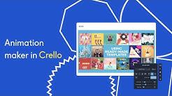 Crello Animation Maker