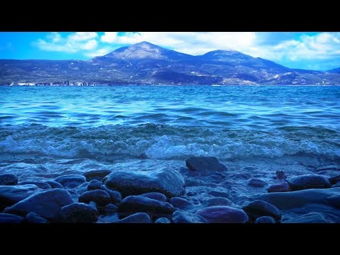 Ocean Waves for Sleeping, Focus or Studying   Water Sounds White Noise 10 Hours