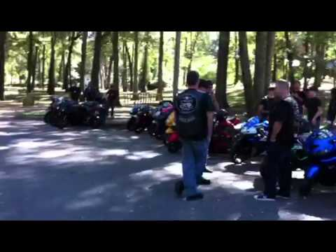Arkansas Sport-bike Coalition picnic