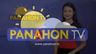 Panahon.TV | Express October 15, 2016, 9:00AM