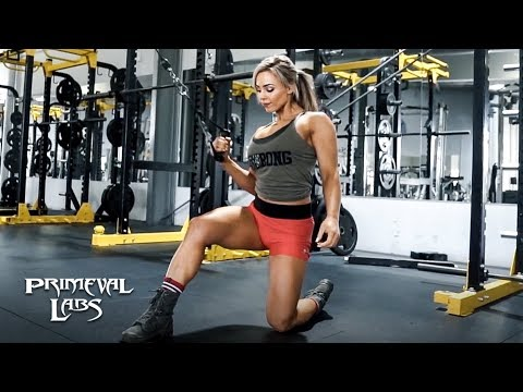 How to Build an Aesthetic Back & Shoulders | StephFitMum