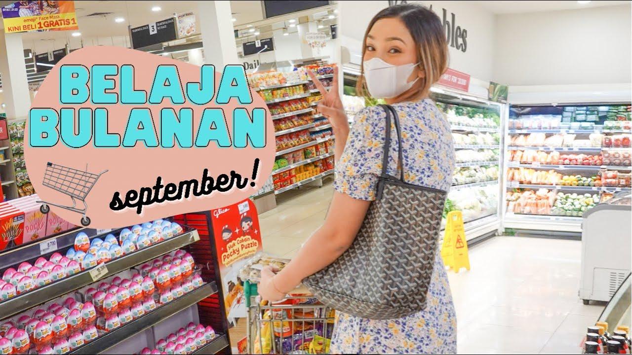 Download BELANJA BULANAN : SEPTEMBER!