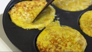 버섯과 계란의 환상조화~너무 맛있쬬~!! ♥엄마표요리 …
