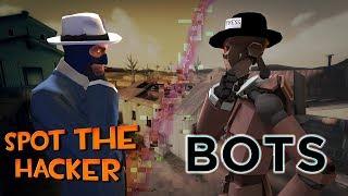 TF2: Spot the Hacker - Cat Bots