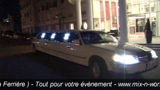 MIX' N WOR - LOCATION LIMOUSINE EN ILE DE FRANCE