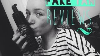 Fake Tan Reviews ♡ Mousse Thumbnail