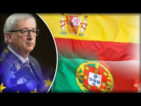 BREXIT EFFECTS: ANTI-EU SENTIMENT GROWING AS BRUSSELS GIVES UP FINING SPAIN & PORTUGAL