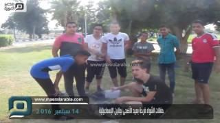 بالفيديو | في جناين اﻹسماعيلية..  فرحة العيد بحفلات الشواء