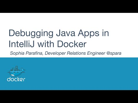 Live In-Docker Debugging for Java with IntelliJ