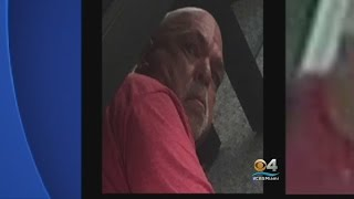 Police Searching For Man Accused Of Sniffing Feet In FIU Library