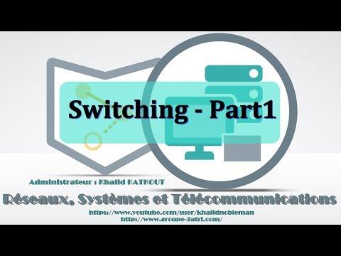Switching - Part 1 (KHALID KATKOUT)
