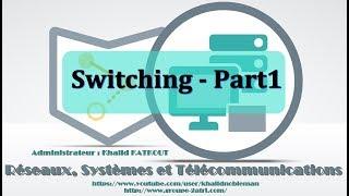 Switching Part 1 Khalid Katkout