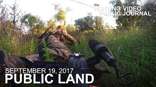 Public Land Day 6: Nebraska Bowhunt, Hunting Buck Beds | The Hunting Public