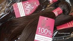 Alipop Hair Store    Aliexpress Brazilian 18inch Dark Brown 4 Bundles Review