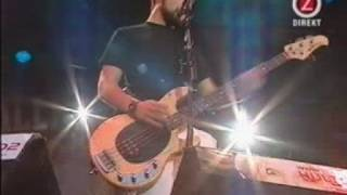 Millencolin live at hultsfreed - Man or Mouse