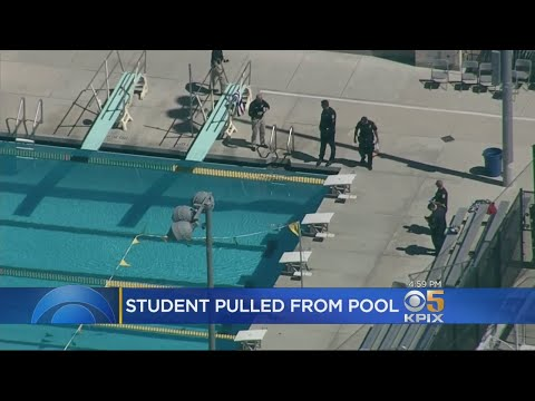 CPR Performed On Student Pulled From Pool At Danville School