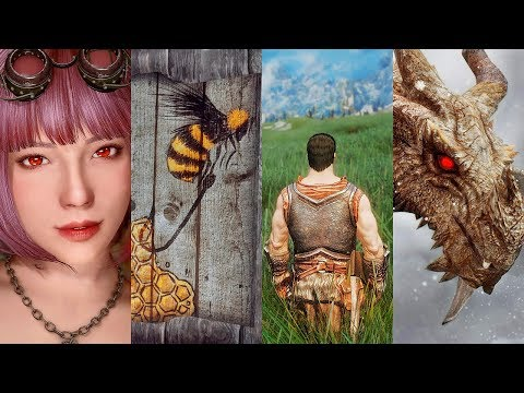 The Best Skyrim GRAPHICS Mods of 2018 thumbnail