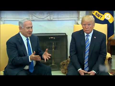 Trump And Netanyahu Meeting 5.3.2018
