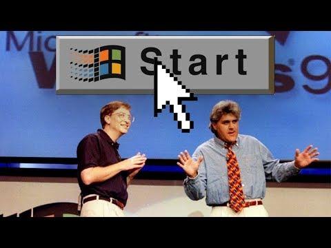 A History of Windows 95 Development