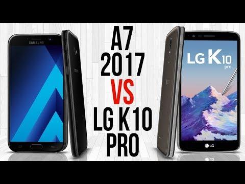 A7 2017 vs