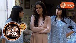 ¡Gisela tuvo pícaro sueño con Alex y Sofía reaccionó así! - De Vuelta al Barrio 13/12/2017