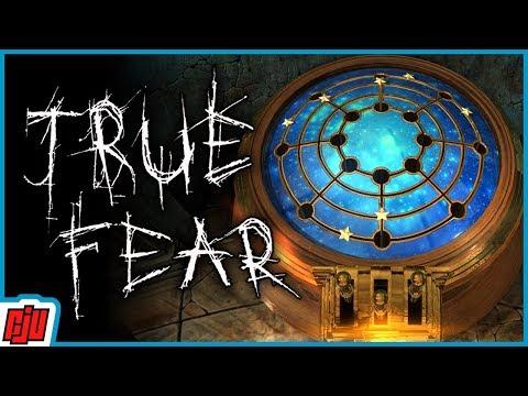 True Fear Forsaken Souls Part 2 - Part 12 | Horror Game | PC Gameplay | Puzzle Walkthrough
