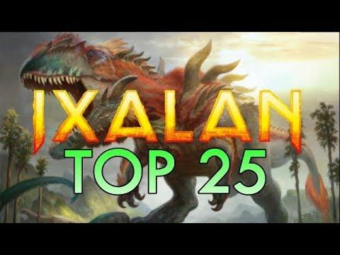 Mtg: Top 25 Ixalan Cards!