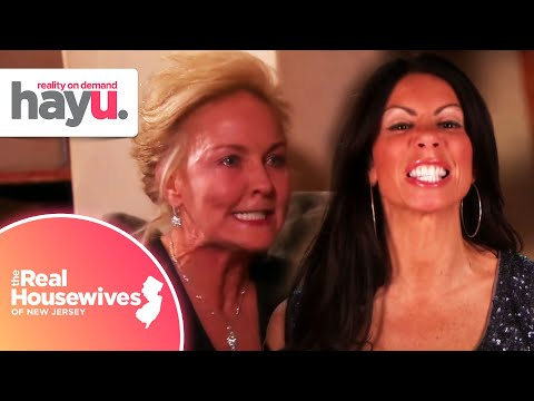 Danielle & Kim G's EXPLOSIVE Confrontation | Season 2 | Real Housewives Of New Jersey