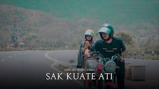 Sak Kuate Ati - Cindi Cintya Dewi (Official Music Video)