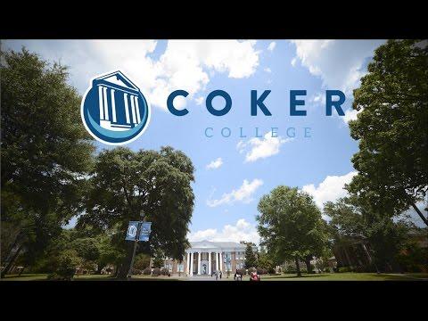 Coker College Campus Map.Campus Tour