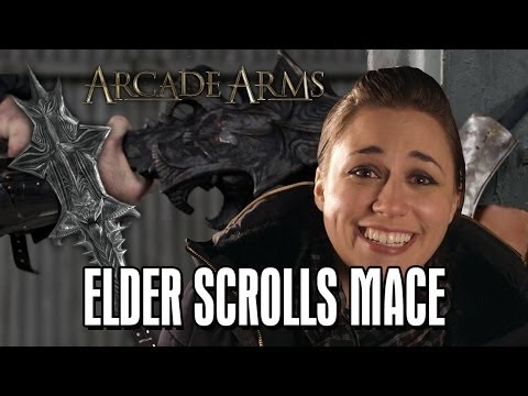 The Mace of Molag Bal: Arcade Arms Ep 1 with Host Nika Harper