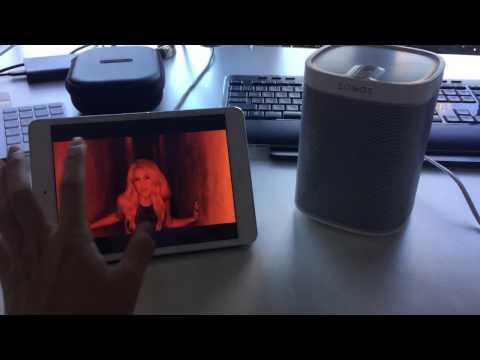 SonosTube - Video Player for Sonos YouTube (Phone Version)