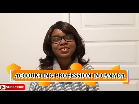 The Accounting Profession In Canada